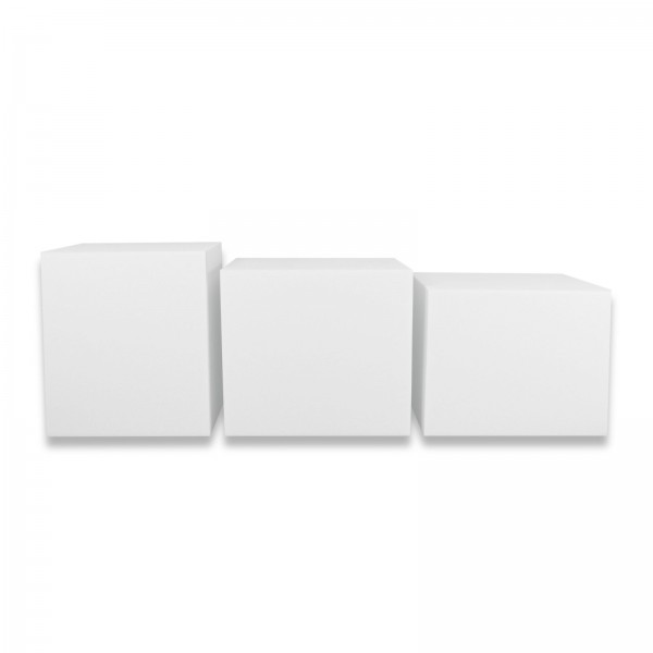 Stufenlagerungswürfel, Bandscheibenwürfel, Lagerungswürfel, ca. 50x45x40