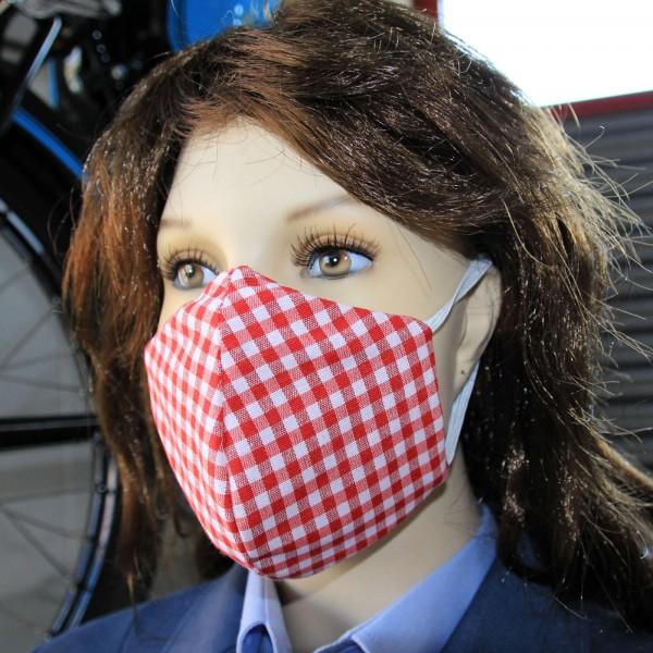 4x Set Mundmaske, Behelfsmaske, Staubmaske, Gesichtsmaske aus eigener Herstellung