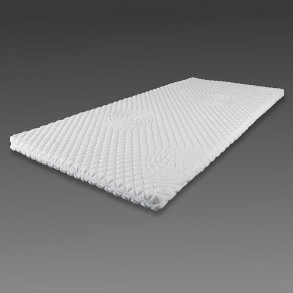 Visco Topper, Viscoelastische Matratzenauflage verschiedene Größen