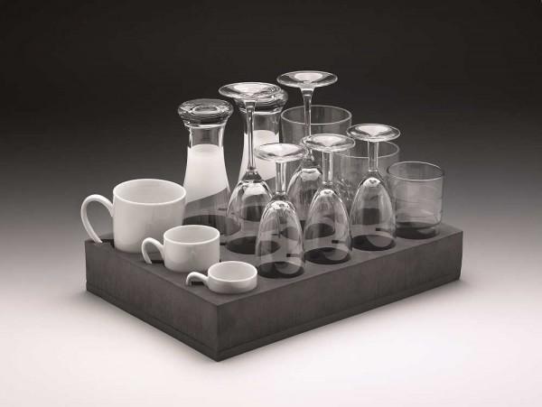 Froli Universal Glas-/Tassenhalter, für Wohnmobil, Caravan