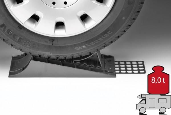 Froli Standardkeil 3-Teilig, Auffahrkeile Auffahrkeil Set für Wohnwagen/Wohnmobil