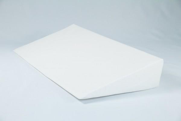 Keilkissen, Bettkeil mit Bezug 14,5/1cm, verschiedene Farben