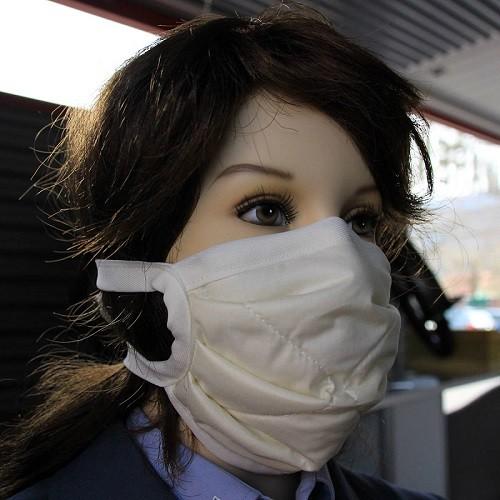 4x Set Mundmaske, Behelfsmaske, Staubmaske, Gesichtsmaske, eigene Herstellung